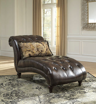 WINNSBORO Traditional Chaise