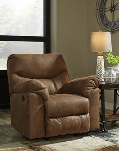 BOXBERG Contemporary Rocker Recliner