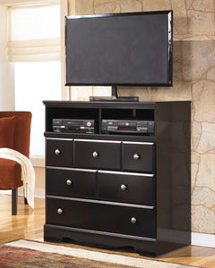 SHAY Contemporary Media Chest