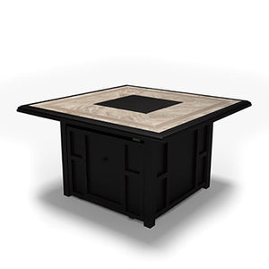 CHESTNUT RIDGE Contemporary Fire Pit Table
