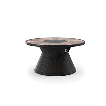 MARSH CREEK Contemporary Fire Pit Table