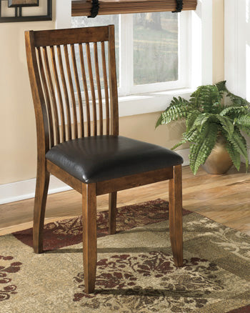 STUMAN Contemporary Dining Chair (Set of 2)