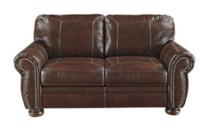 BANNER Traditional Love Seat