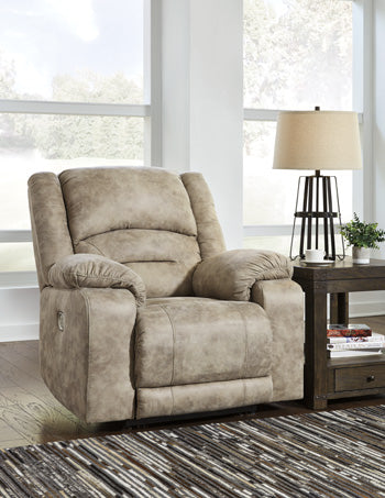 MCGINTY Contemporary Recliner