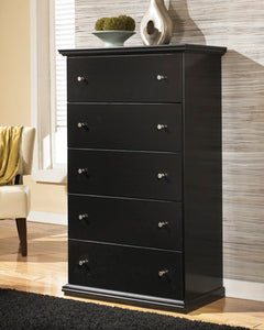 MARIBEL Casual 5 Drawer Chest