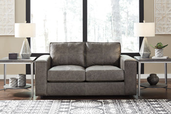 TREMBOLT Contemporary Love Seat