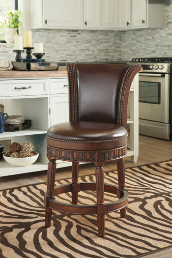 NORTH SHORE Traditional Stool