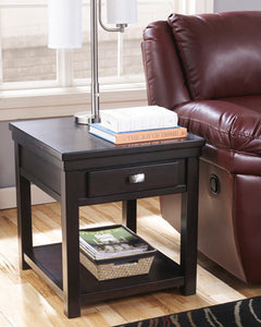 HATSUKO Contemporary End Table