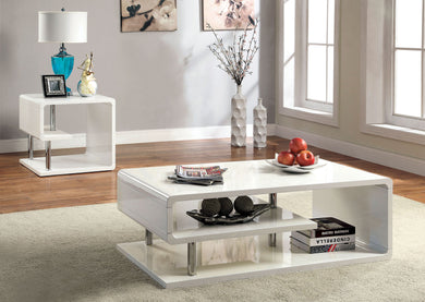 NINOVE I Contemporary End Table