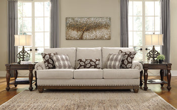 HARLESON Traditional Sofa