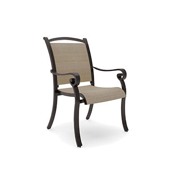 BASS LAKE Casual Outdoor Chair x4