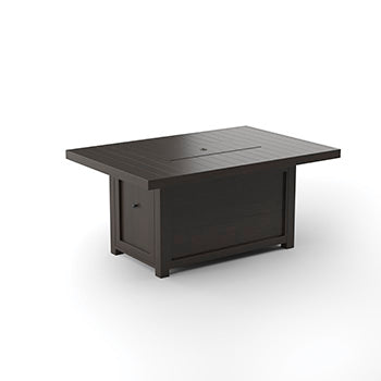 CORDOVA REEF Contemporary Fire Pit Table