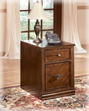 HAMLYN Traditional File Cabinet