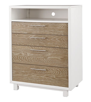 GARDOMI Contemporary 4 Drawer Chest