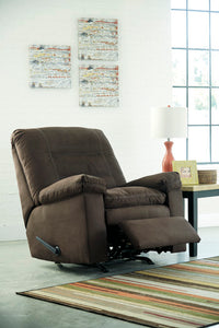 TALUT Contemporary Rocker Recliner