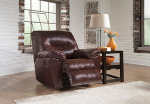KILZER Contemporary Rocker Recliner