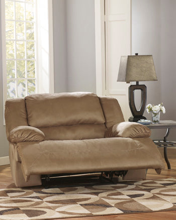 HOGAN Contemporary Wide Recliner
