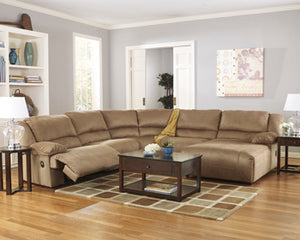 HOGAN Contemporary Sectional (W/ Raf Chaise)