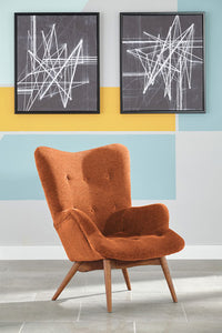 PELSOR Contemporary Chair