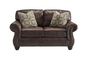 BREVILLE Traditional Love Seat