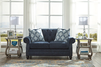 LAVERNIA Traditional Love Seat
