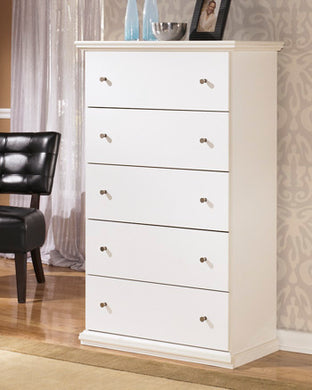 BOSTWICK SHOALS Casual 5 Drawer Chest