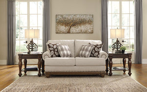 HARLESON Traditional Love Seat