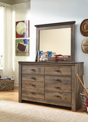 TRINELL Casual Dresser