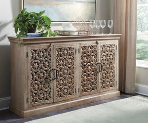 FOSSIL RIDGE Contemporary Cabinet