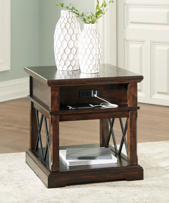 RODDINTON Traditional End Table