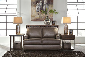 DERWOOD Contemporary Love Seat