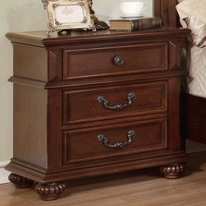 LANDALUCE Traditional Nightstand