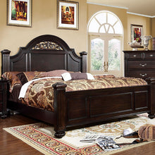 SYRACUSE Traditional Bed