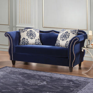 ZAFFIRO Traditional Love Seat