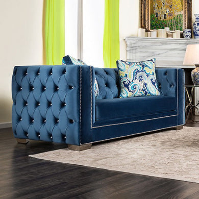 SALVATORE Glam Love Seat