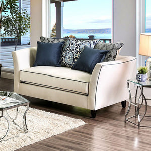 CHANTAL Transitional Love Seat