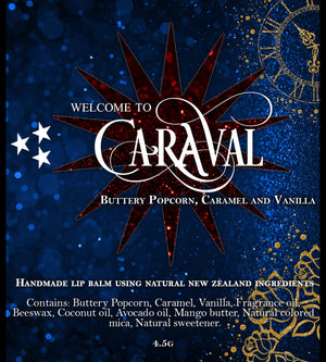 Welcome to Caraval