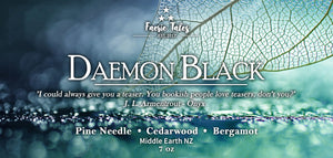 Daemon Black
