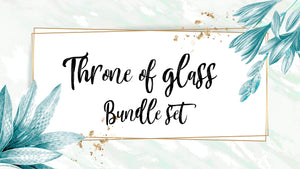 *PREORDER* Throne of Glass Ships Bundle Set *PREORDER*