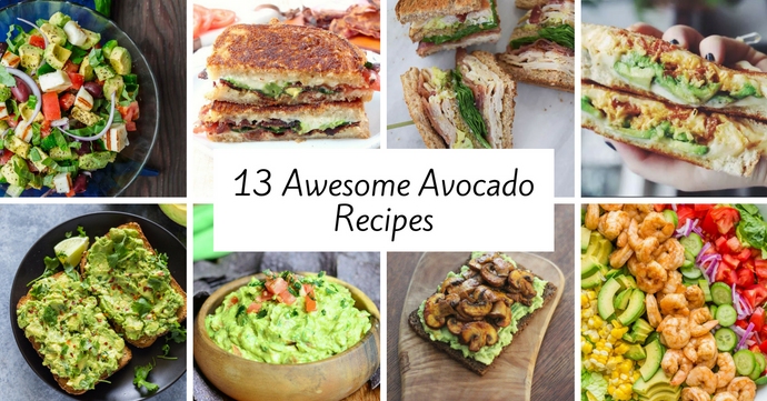 13 Awesome Avocado Recipes (Non Vegetarian)