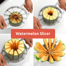 Load image into Gallery viewer, Watermelon Slicer - Slices Watermelon, Melon, Apple, Pear