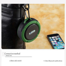 Load image into Gallery viewer, Portable Waterproof Outdoor Wireless Car Bluetooth Speaker C6 bluetooth  altavoz   for iPhone xiaomi MP3 MP4 Huawei Samsung  LG