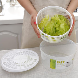 Home Use Salad Vegetable Fruit Spinner, Dryer