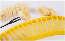 Load image into Gallery viewer, 100% Food Grade Banana Slicer