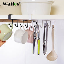 Load image into Gallery viewer, Stainless Steel Hooks Rack