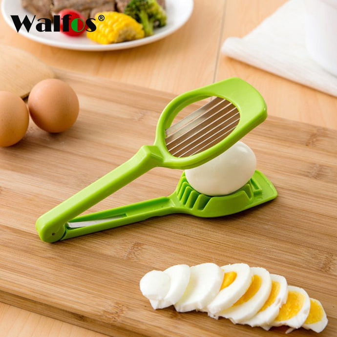 Food Grade Stainless Steel Egg Mushroom Slicer