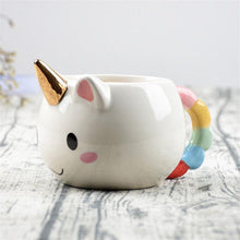 Load image into Gallery viewer, Unicorn Mug With Horn - 300ml - Special Cup -  Beautiful Cup