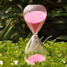 Load image into Gallery viewer, 5 Minutes Sand Glass Time Counter