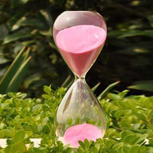 5 Minutes Sand Glass Time Counter