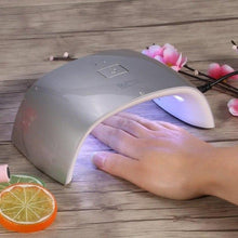 Load image into Gallery viewer, Professional UV LED Lamp Nail Dryers - 18W - Fast Nails Polish Drying Machine